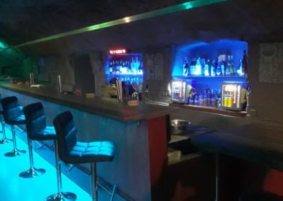 Gay Club DOWN bar Praha