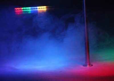 Gay Club DOWN Prague smoke